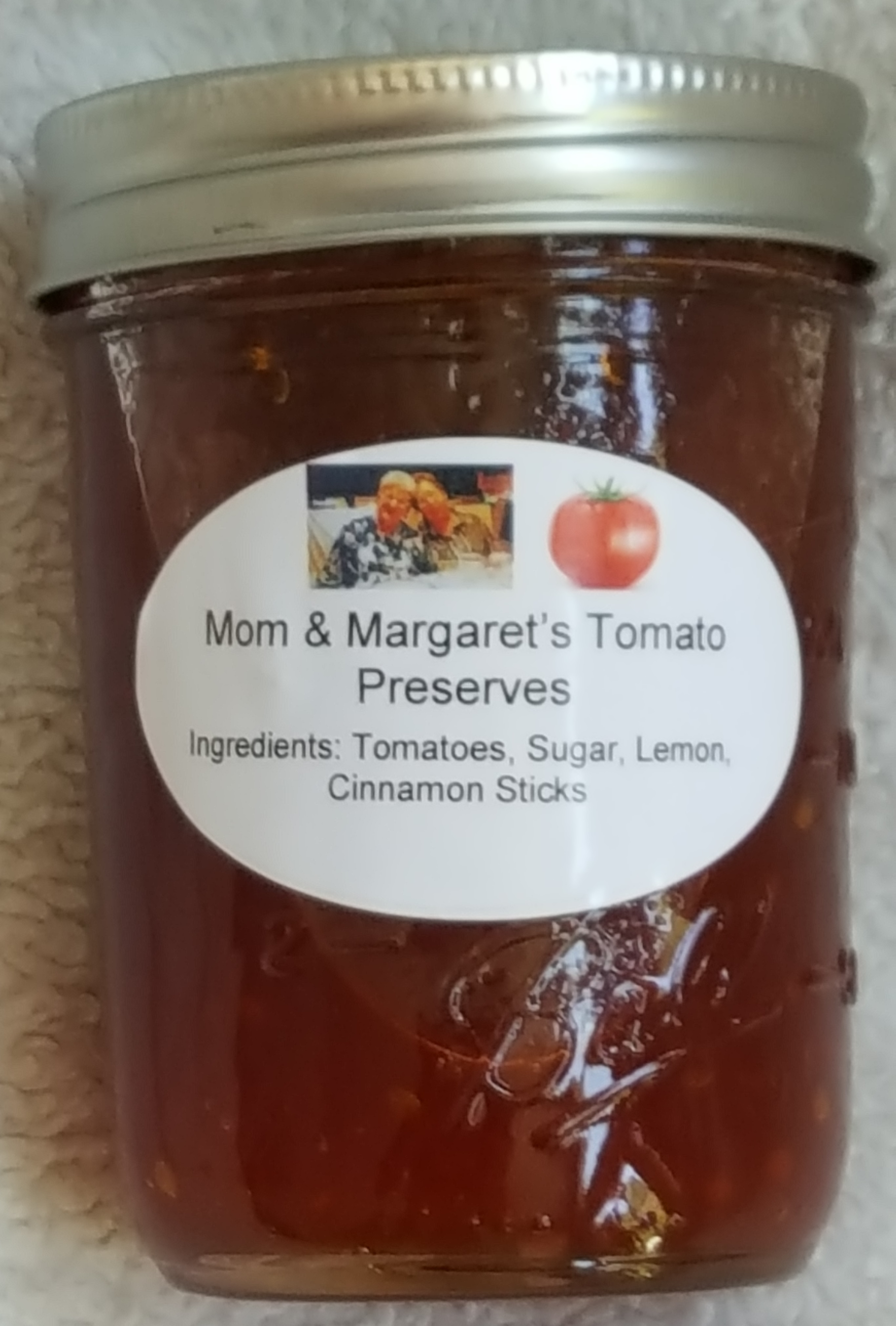 Mom & Margaret's Tomato Preserves | Turtle Creek at Lake ...